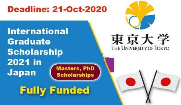 Fully Funded Tokyo Institute of Technology Scholarship ...